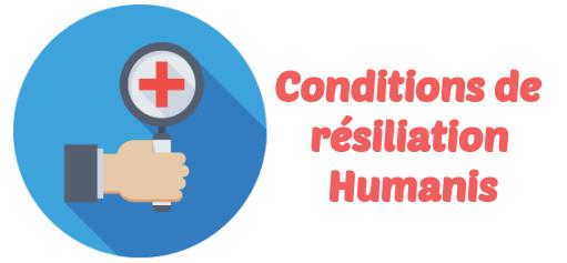 Humanis resiliation