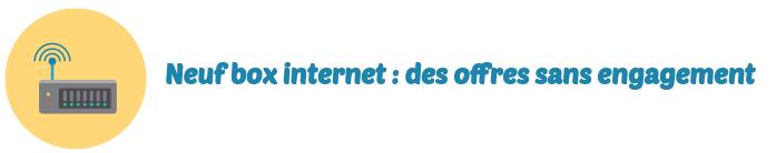 Neuf box internet