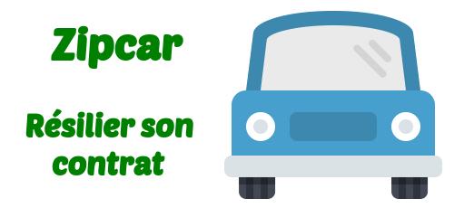 Zipcar resiliation