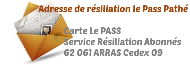adresse carte le pass
