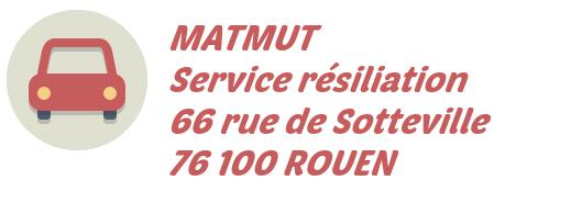 adresse matmut