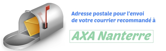 adresse resiliation axa auto