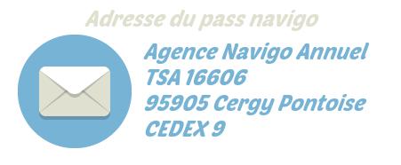 adresse resilier navigo