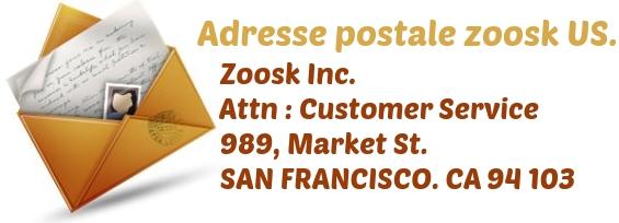 adresse zoosk