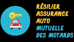 résiliation assurance auto mutuelle motards