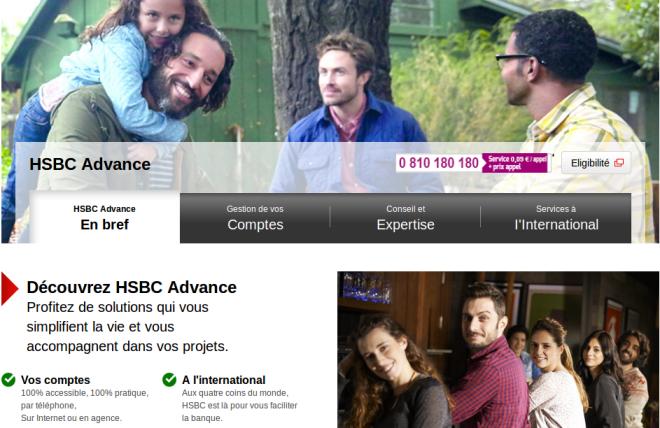 banques hsbc