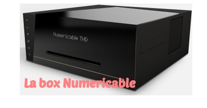 box numericable