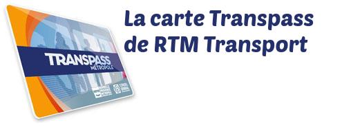 carte transpass