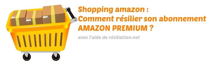 Resilier Son Abonnement Amazon Premium A 49