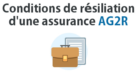 condition resiliation mutuelle ag2r