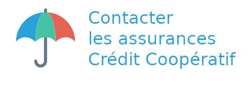 contact assurances crédit coopératif