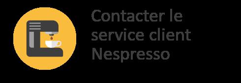 contacter nespresso