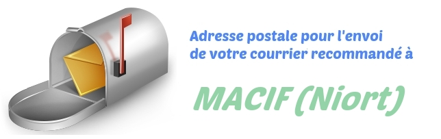 contact resiliation macif niort