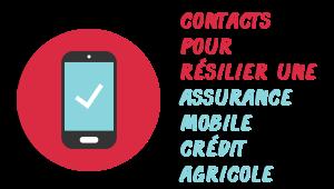 Assurance mobile Crédit Agricole contacts