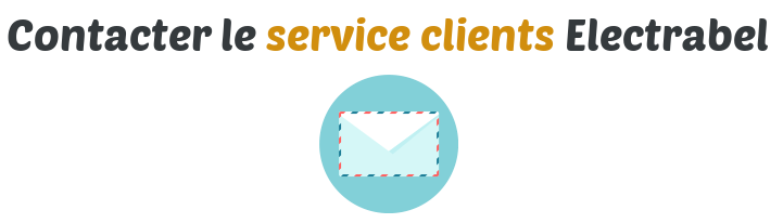 contact service client electrabel