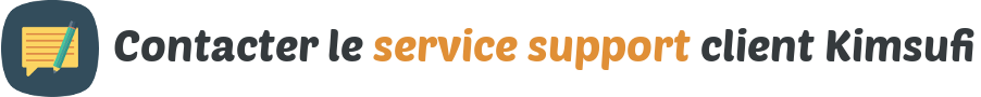 contact service support kimsufi