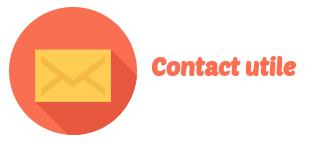 contact utile