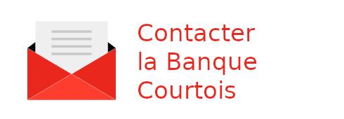 contacter la banque courtois