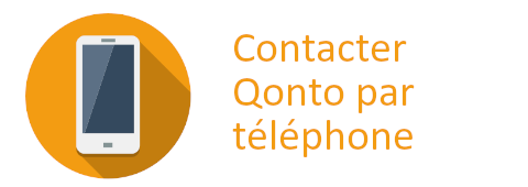 téléphone Qonto