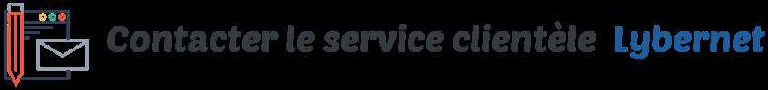 contacter service clientele lybernet