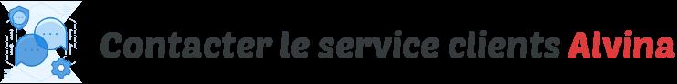contacter service clients alvina
