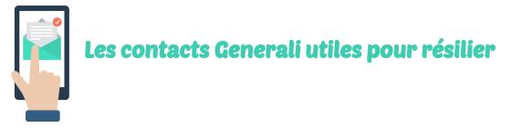 contacts generali