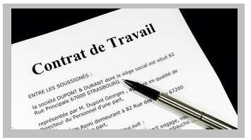 contrat CDD