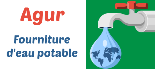 contrat eau agur