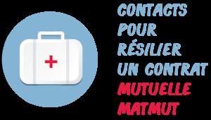 contacts résiliation matmut