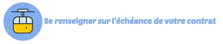 echeance TCL