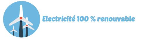 electricite renouvable