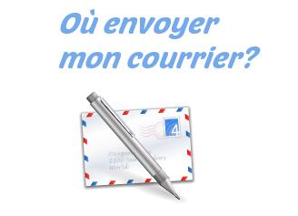 envoi courrier resiliation