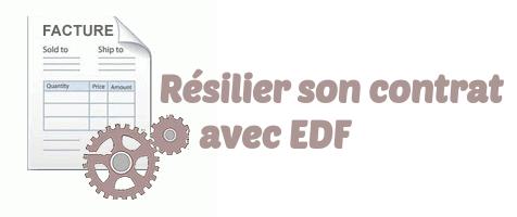 facture edf