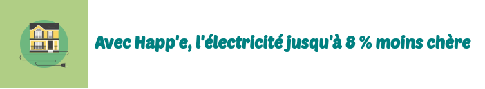 happe electricite
