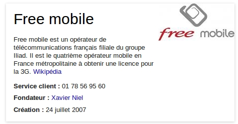 comment r?silier ma ligne free mobile