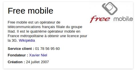 comment prendre un abonnement chez free mobile