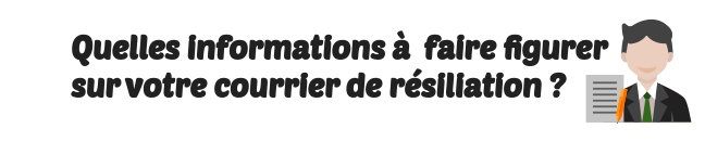 informations resiliation bnp