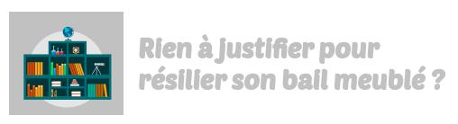 Resilier Bail Meuble Duree Preavis Lettre Conditions Obligation