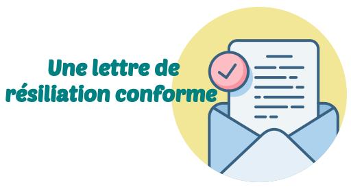lettre resiliation BPCE