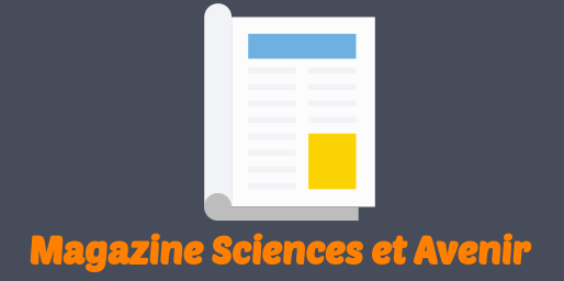 magazine Sciences Avenir