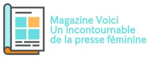 magazine feminin voici