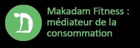 médiateur Makadam Fitness