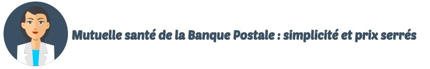 mutuelle Banque postale