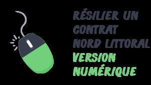 résilier nord littoral numérique