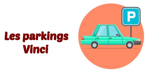 parking Vinci