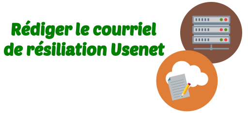 resiliation Usenet