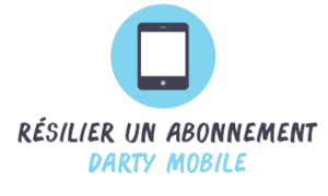 résilier darty mobile