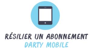 résilier darty mobile