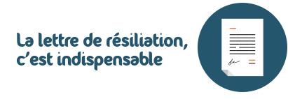 resiliation edel