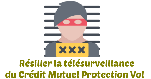 resiliation telesurveillance credit mutuel protection vol